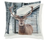 "Cushion Cover ""Reindeer"""