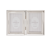 "Photo frame ""Elegance silver"""