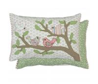 """Decorative cushion """"Birds"""""""
