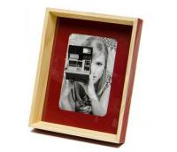 "Photo frame ""Enjoy"", red"