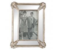"Photo frame ""Silver Mirror"""