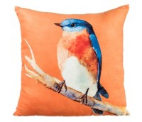 "Decorative cushion ""Canary"""