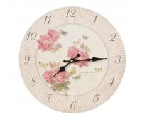 "Clock ""Gentle Roses"""