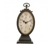 "Table Clock ""Iron classics"""