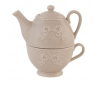 """Tea or coffee for one with a cup """"Josephine"""""""